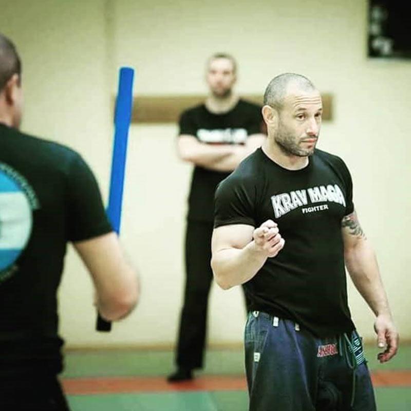lior offenbach instructor krav maga